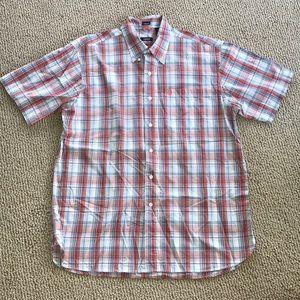 Men's Izod button down shirt